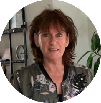Pasfoto Marga Liebrand rond